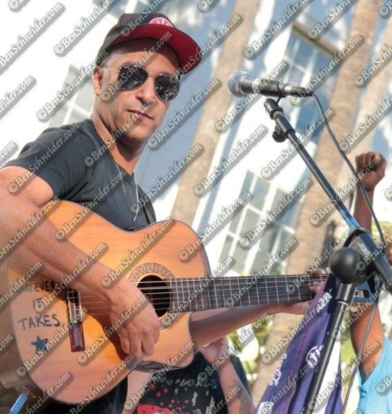 Tom Morello (Audio Slave, Rage Against the Machine)